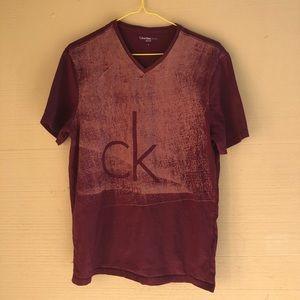 Men's Calvin Klein size small V-neck